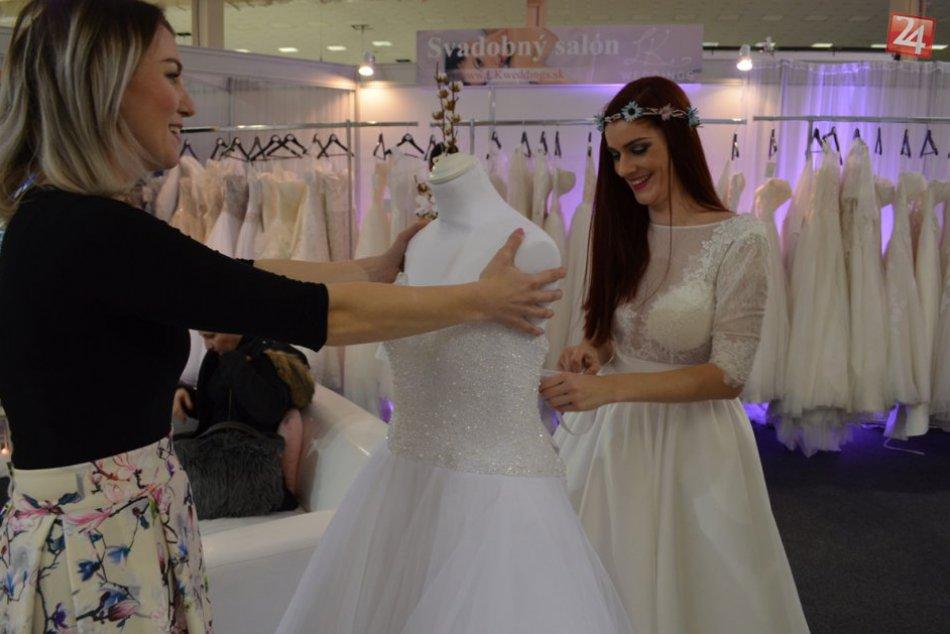 Nitra bude mestom zaľúbencov  Blíži sa svadobná výstava na Agrokomplexe  be3adb2fe21