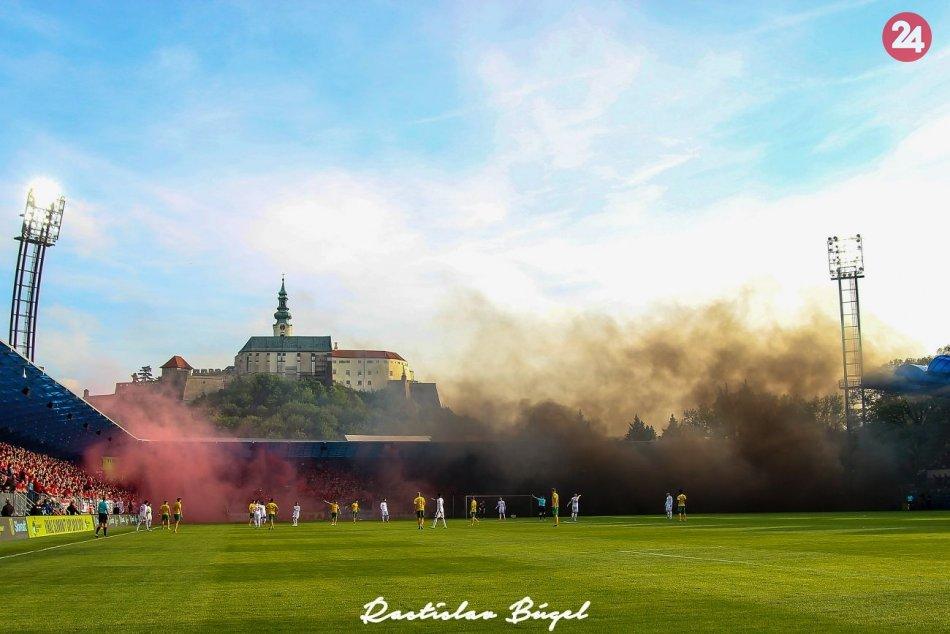 5add3d8ac5 Škody na štadióne FC Nitra sú zrátané  Presiahli 50-tisíc eur ...