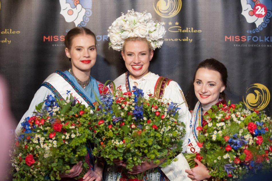 Ilustračný obrázok k článku FOTO  Nitrianska študentka Romana sa stala  prvou vicemiss folklór 2018 4c6d0246756